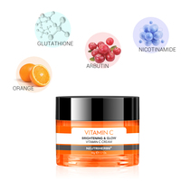 NUETRIHERBS Face Facial Cream with Vitamin C Night Cream Moisturizing Skin Anti Aging and Wrinkle 50g ℮ / 1.7oz 3