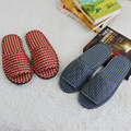Disposable slippers comfort plus cotton thick slip-resistant quality home travel