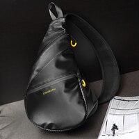 Sports Bag Men Chest Pack Crossbody Shoulder Bag Men Multi Functional Messenger Bags Leisure Sling Chest