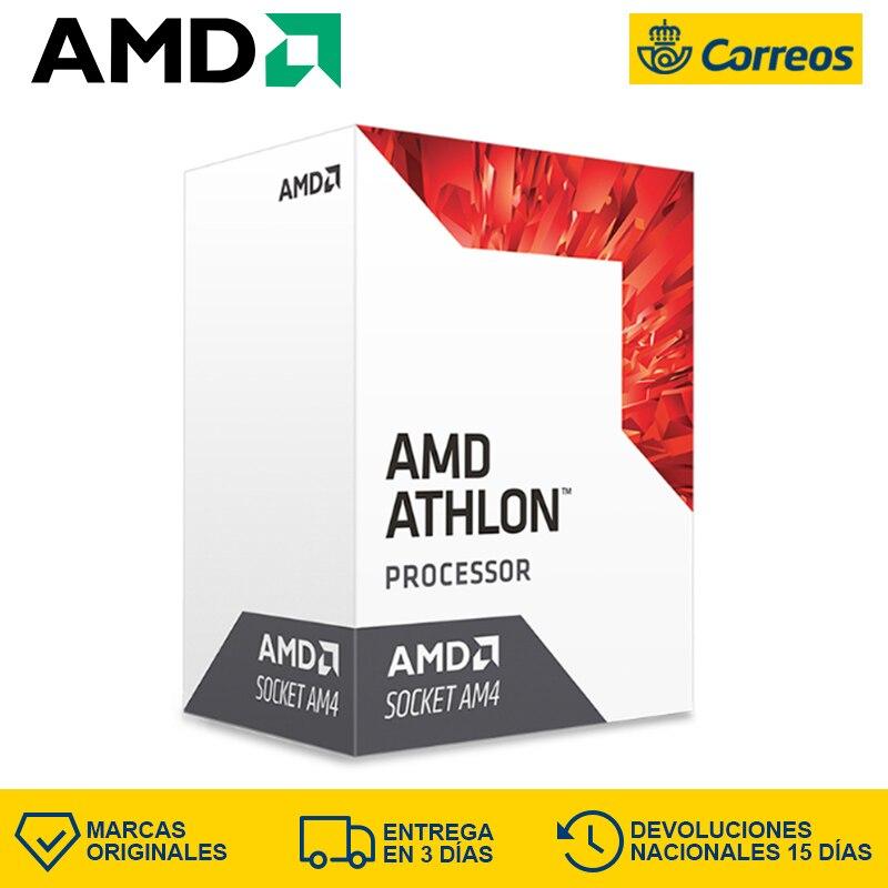 AMD A6 9500 AM4 APU CPU 8 Core 3.5 Ghz CPU AMD A6 9500 Boxed Processor APU Series A6-9500 Box CPU A6-Series With Radeon R5 GPU