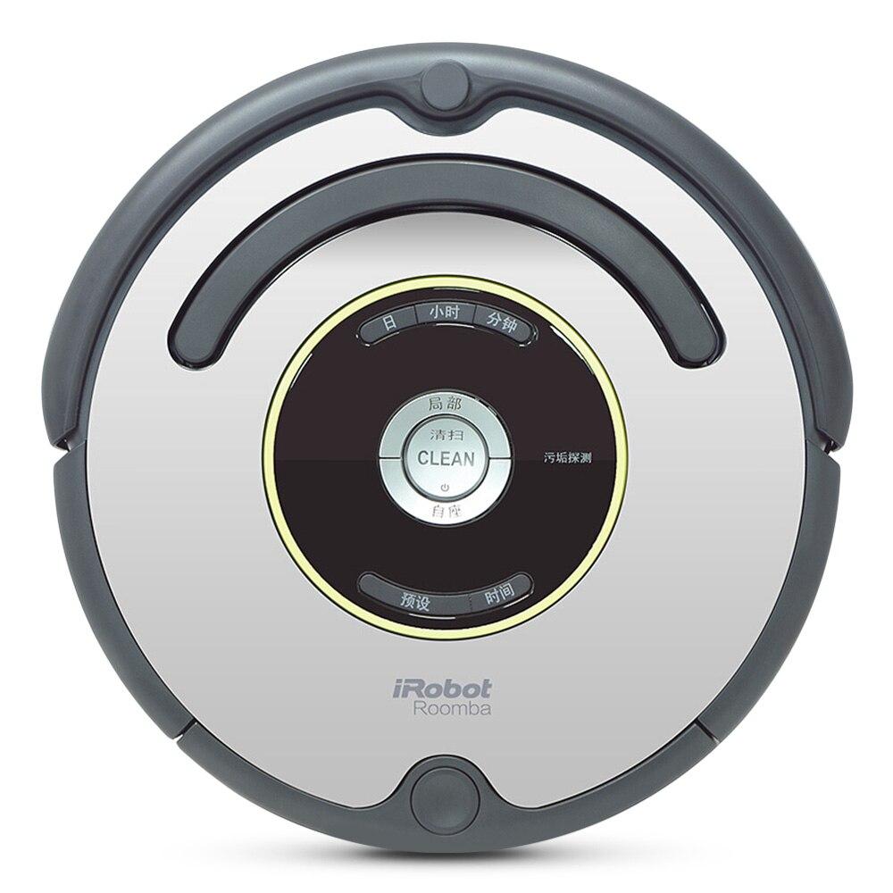 IRobot Roomba 651 Intelligente Spazzare Robot Aspirapolvere Aspirapolvere Robot di Pulizia Automatica Intelligente Drive Intelligente Spazzare