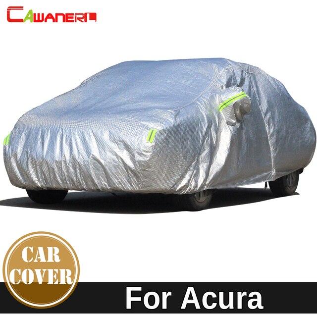 Cawanerl For Acura TL TLX TSX Vigor ZDX Thicken Cotton Car Cover Sun - Acura tl sunshade