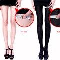 Mulheres meias de compressão 680 dhigh qualidade emagrecimento calças sexy calças meia-calça de lycra collants perna slimming body shaper firm s-xl