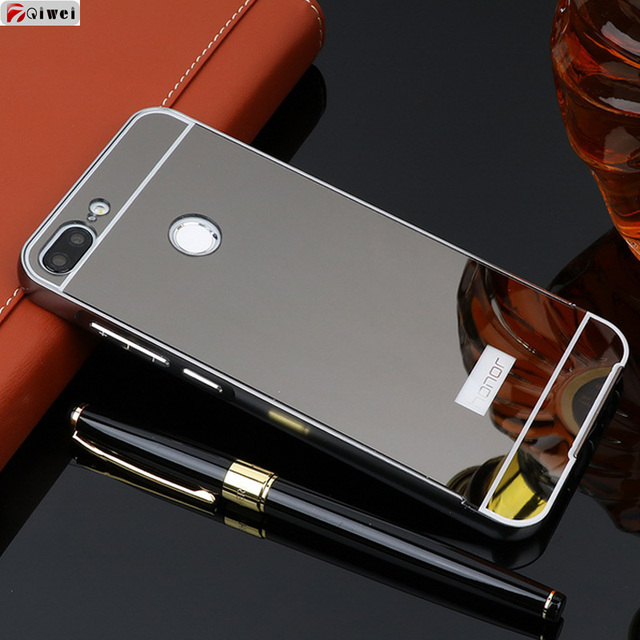 check out f2379 5129b US $3.75 20% OFF|For Funda Huawei Honor 9 Lite Case Hard Aluminum Metal  Frame Bumper Acrylic Back Mirror Case For Coque Huawei Honor 9 Lite  Cover-in ...