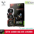 Colorful igame 1060 gpu nvidia geforce gtx 6 gb gddr5 192bit PCI-E X16 3.0 VR Pronto Para Jogos de Vídeo Placa de vídeo DVI + HDMI + 3 * DP porta
