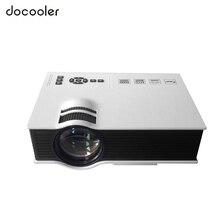 2016 Оригинальные UC40 Мини пико портативный 3D проектор HDMI проектор для домашнего кинотеатра проектор мультимедийный проектор Full HD 1080 P видео