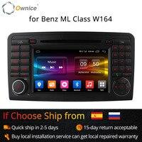 Ownice C500 Android 6,0 Octa Core 32G Встроенная память автомобильный DVD плеер gps для Mercedes класс GL ml W164 X164 ML350 ML450 GL320 GL450 4 аппарат не привязан к оператору сотов