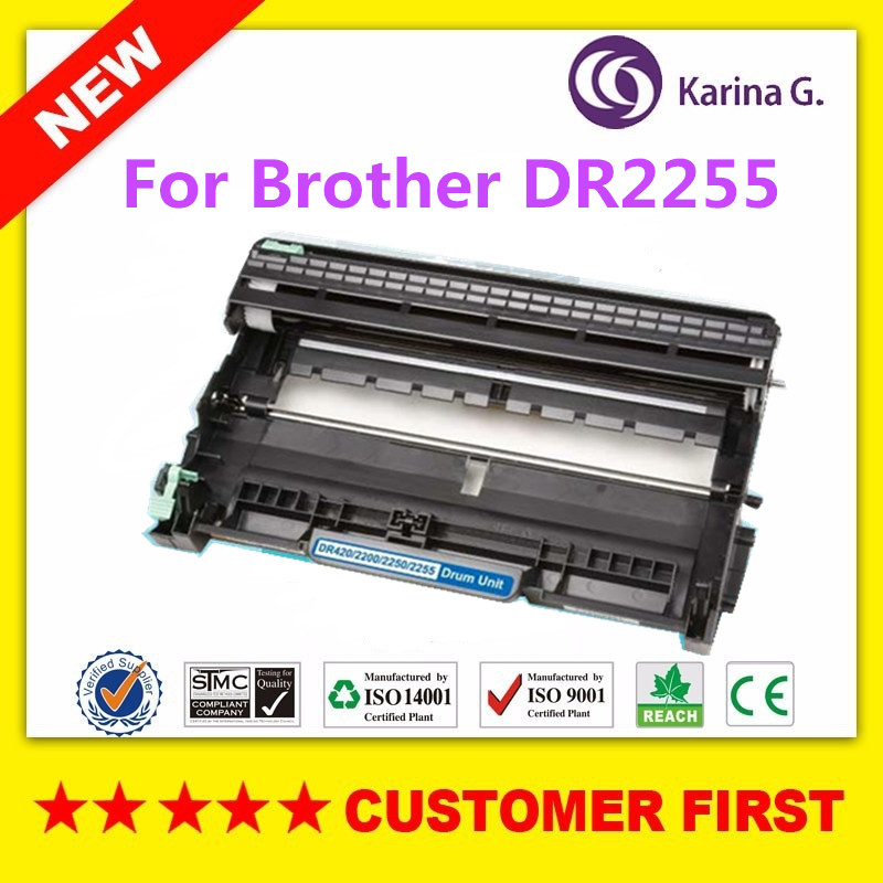 цена  Compatible Drum Unitfor Brother DR-2255 Toner Cartridge for DCP7040 DCP7045 DCP7045N HL2140 2150N 2170W MFC-7320 MFC7340DN TONER  онлайн в 2017 году
