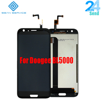 For Doogee BL5000 LCD Display Touch Screen Phone Digitizer Assembly Tested 5 5 Inch 1920x1080P Free