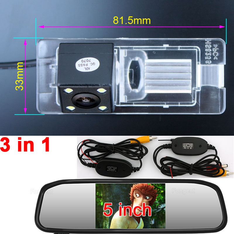 For Sony Rear View Reverse Parking Reversing Back Up Off Car Camera Monitor For Renault Fluence Dacia Duster Megane 3 Terrano