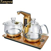 Cheio de água automático inteligente Proteção Do Superaquecimento Proteção Anti-seca chaleira elétrica com chá