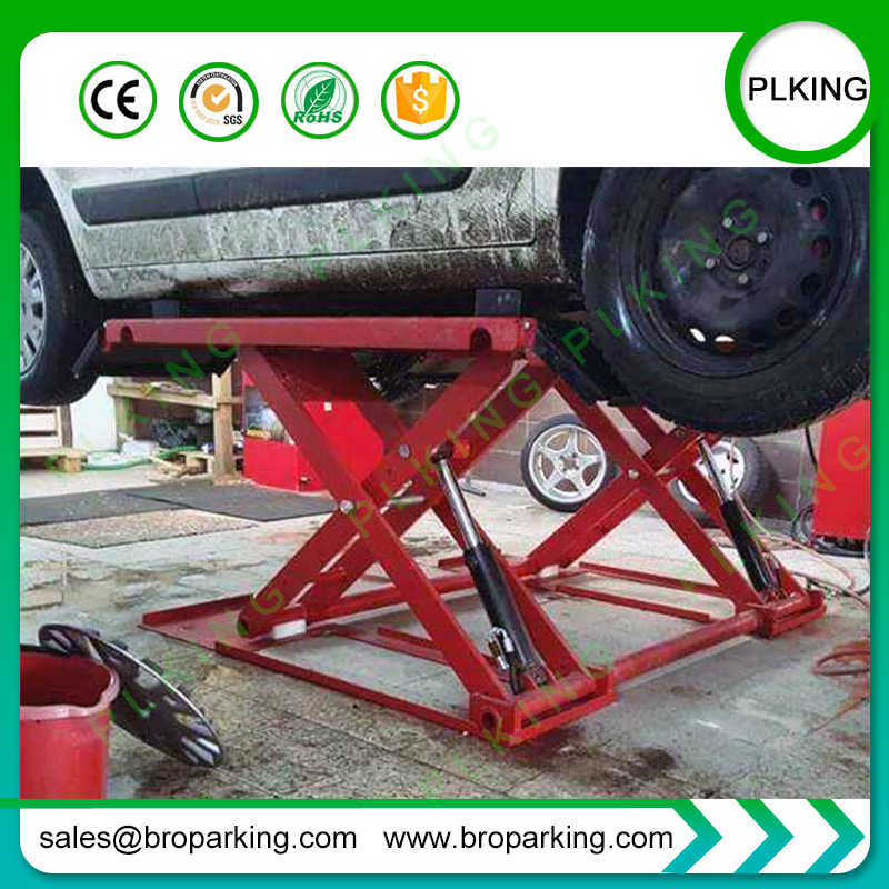 Detail Feedback Questions About Inground Car Lift Hydraulic Vehicle