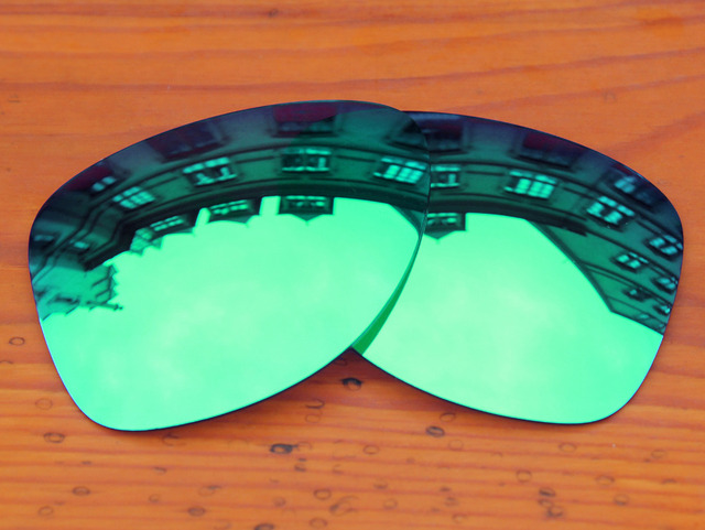 Sunglasses With 100 Uva And Uvb  aliexpress com emerald green mirror polarized replacement