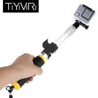 Floating Handle Grip Tripod Mount Selfie Stick For Gopro Hero 5 4 3 Session SJ4000 Xiaomi