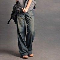 Vintage Fashion new Women's jeans,Ladies' Casual denim jeans denim pants free shipping Y678