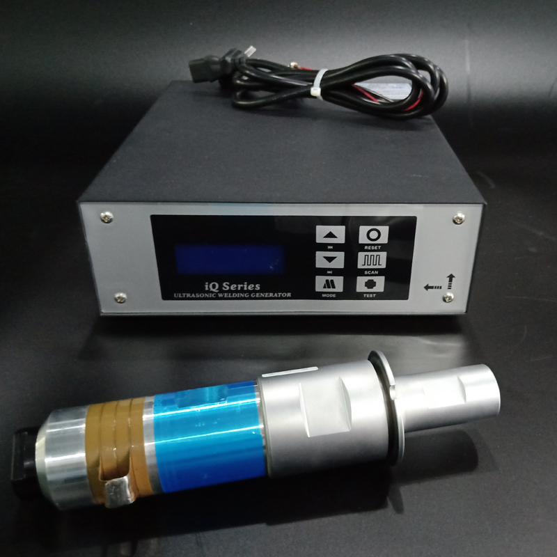 2000W/20khz ultrasonic welding generator price with welding transducer for welding plastic machine цены онлайн