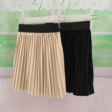 faldas de la manera