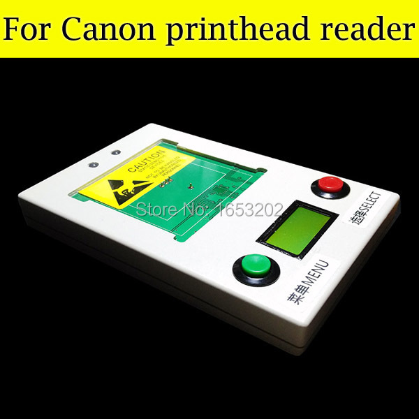 HOT ! Print head reading machine for canon PF04 for canon iPF650/655 iPF750 /755 printerhead for canon PF-04 stp411f 256 printerhead for seiko low price thermal printerhead printer accessories print head printing part printer mechanism