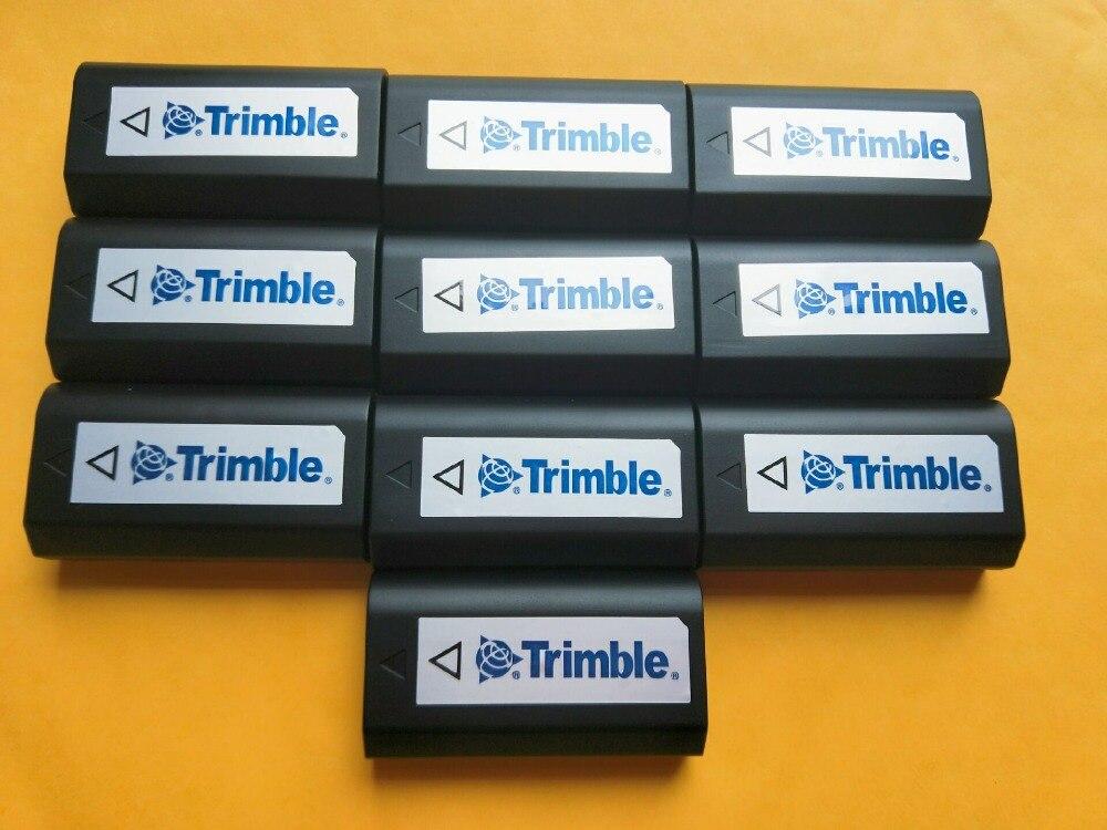 10 pcs samsung noyau de la batterie Compatible Batterie 54344 pour Trimble 5700,5800, R6, R7, R8, TSC1 GPS RÉCEPTEUR
