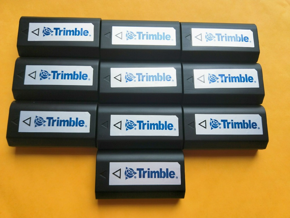 10pcs samsung battery core Compatible Battery 54344 for Trimble 5700,5800,R6,R7,R8,TSC1 GPS RECEIVER 2400mah 6pcs combo ext battery for trimble 5700 5800 r7 r8 gps receiver