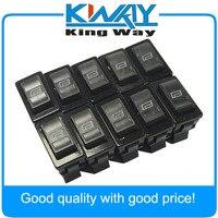Universal 5 Pin Auto Car Power Window Switch 12V 20A ON OFF SPST Rocker 10 Pcs