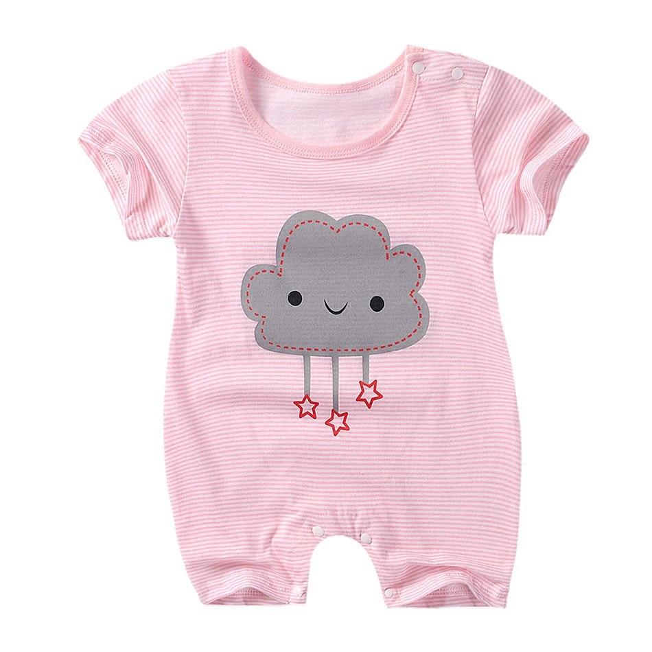 Joyo roy Baby jongens & meisjes zomerkleding korte mouw rompertje - Babykleding - Foto 2