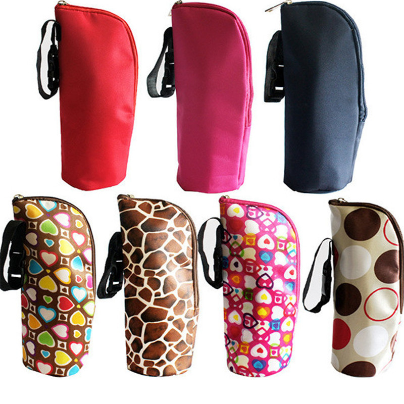 1pcs Baby Outdoor Feeding Bottle Insulation Bag Thermal Bag Baby Bottles Bolsa Termica Thermos Baby Bottle Holder for Stroller