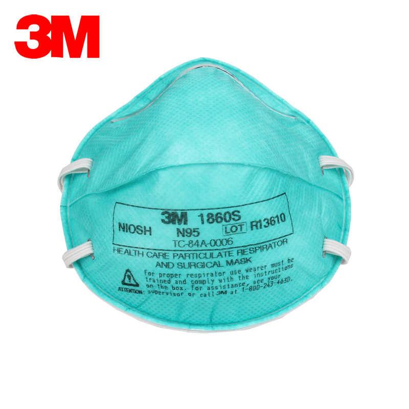 Mask 1860s N95 Respirator 3m Filter
