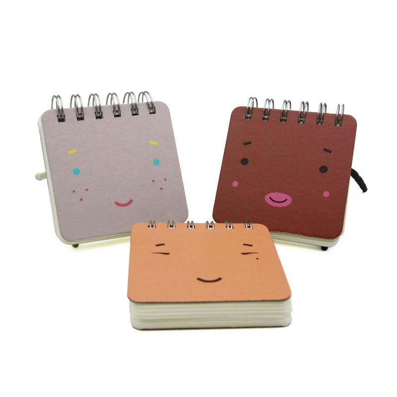 JOUDOO Korea Creative stationery kawaii cute coil Memo Pads notebook diary notepad Gift