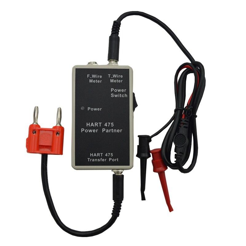 475475 Hand Manipulator HART475 HART Test Line HART475 Power HART Power Assistant