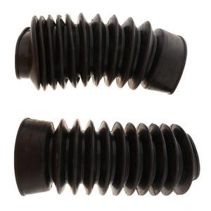 Image 5 - 1 пара универсальных мотоциклетных чехлов для передних вилок, резиновые пыленепроницаемые сапоги для защиты от ударов