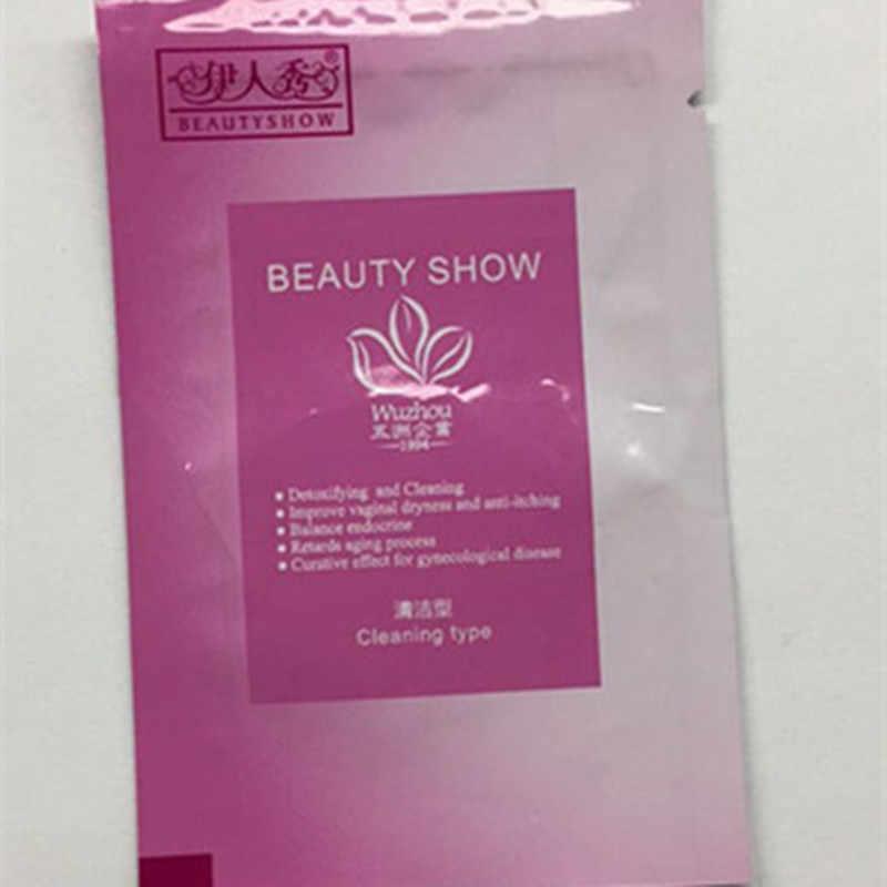 Yoni detox perle Cinese di erbe per la cura della salute tamponi per la femmina fibromi infezione privati di cura di 200pcs All'ingrosso