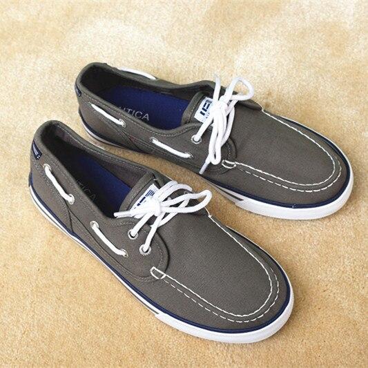 ab4b2ea8f Nautic ~ De Casuales Vela Para Hombre Zapatos Clásicos Americanos Y rdrAwRxP