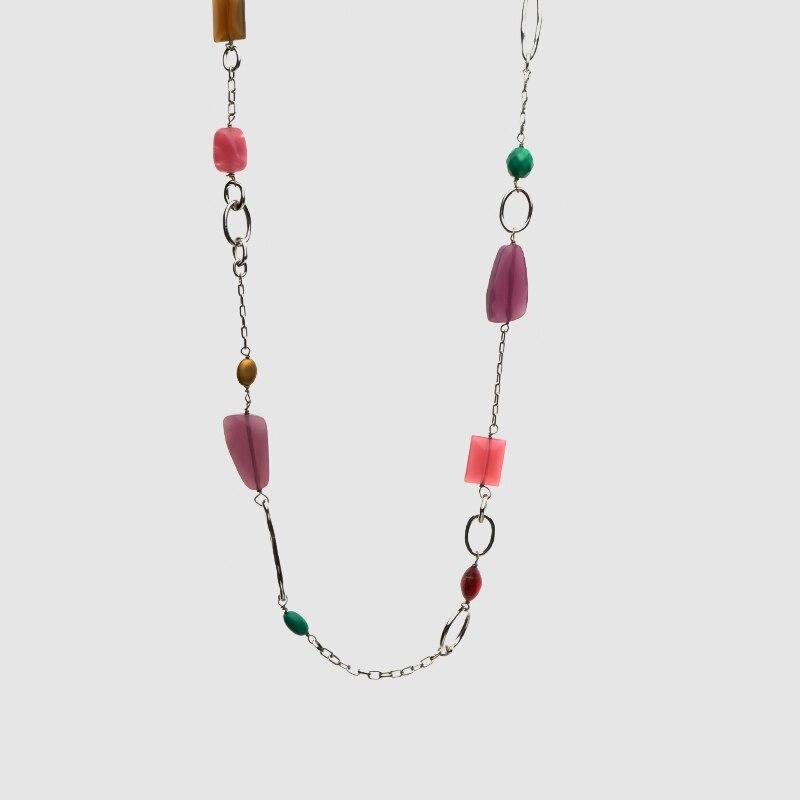 Amorita boutique Unique geometric pendant necklaces