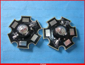 25 pcs High Power LED Lamp Red Color Light 3Watt (3W) 660nm 40-60LM