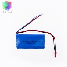 rc toys parts DH9053 battery 7.4V 1500 mah Li-on battery for dh 9053 9101 f45 9118 rc Helicopter parts