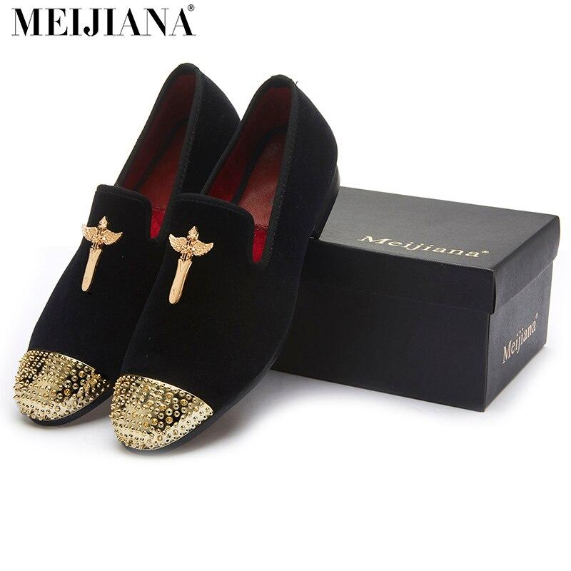 Zapatos de los hombres zapatos de cuero zapatos Mocasines Hechos A Mano zapatos