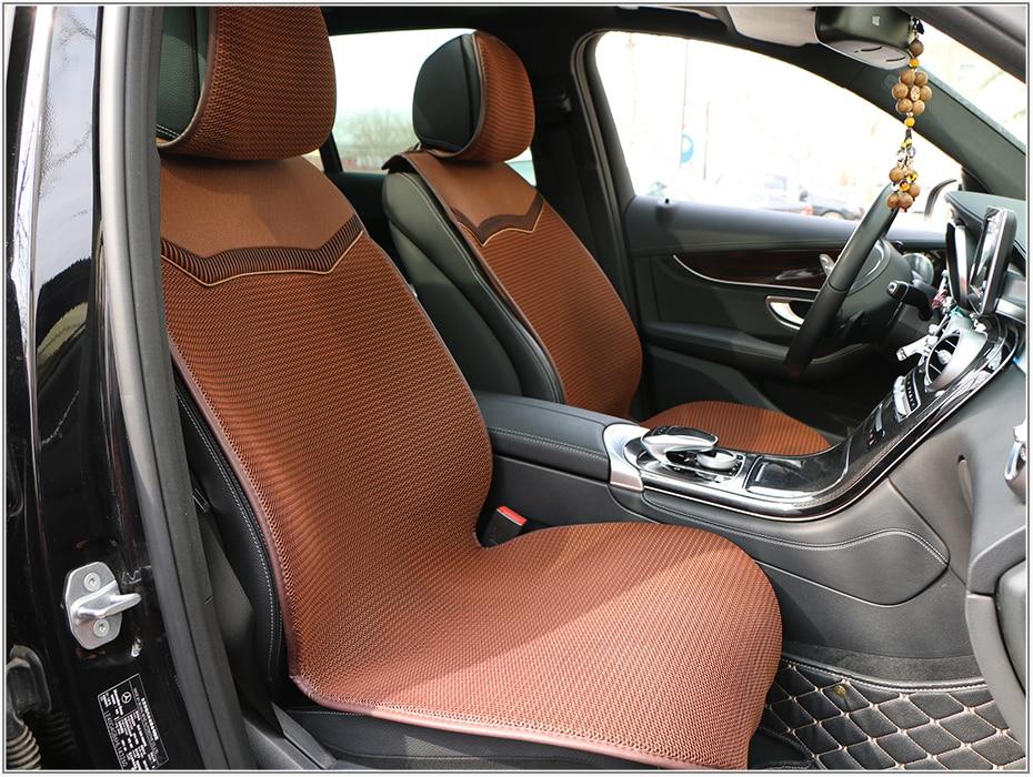3D Air mesh car front seat cushion (1)