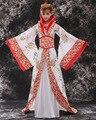 Женщины Династии Тан Имперской Костюм У Zetian Performce Танец Костюм Женский Hanfu Китайская Принцесса Танец Производительность Одежда 89