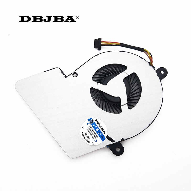 Novo ventilador de refrigeração da CPU para Toshiba U900 U940 U945 AB07505HX07KB00 0 CWVCUAA DC28000C6A0 Ventilador Refrigerador Portátil