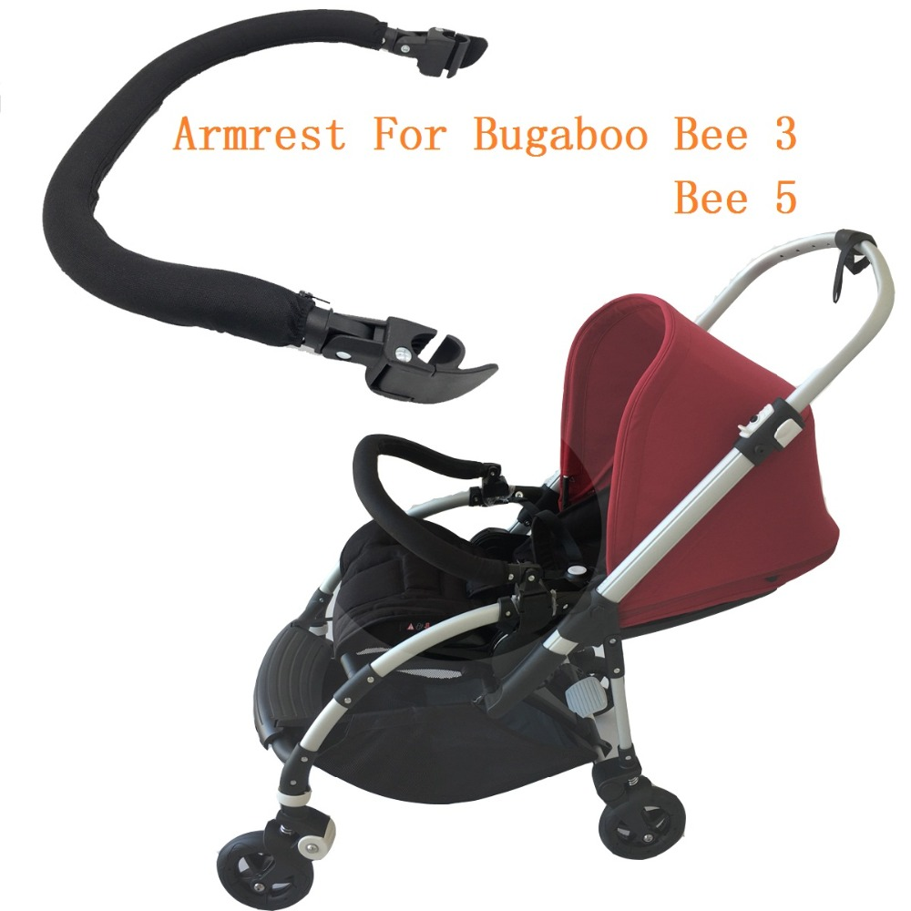 Bugaboo Bee With Buggy Board Us 18 29 39 Off Bugaboo Bee Stroller Accessories Armrest Bumper Bar Handrail Handrest Fit Bugaboo Bee 5 Bee 3 In Strollers Accessories From Mother