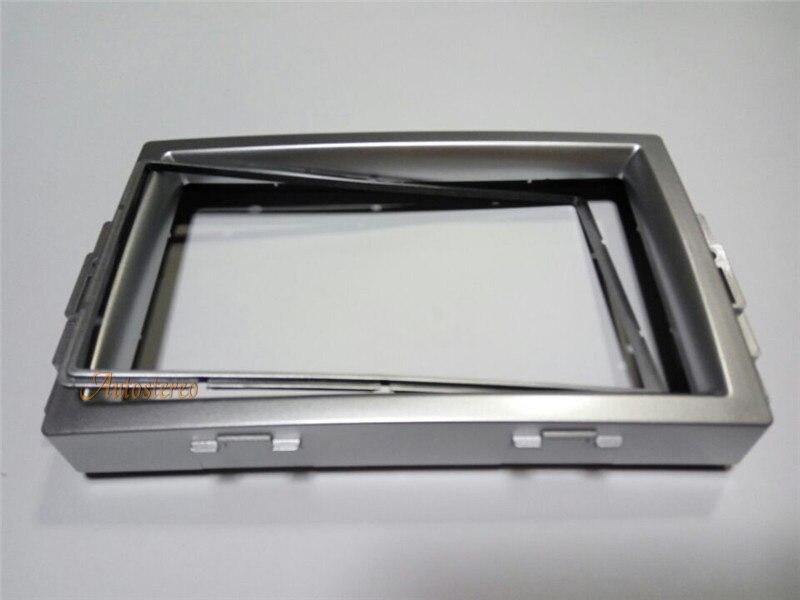 Pour Chrysler 300 300 C aspen voiture Façade Radio Montage Installation Cadre Double DIN