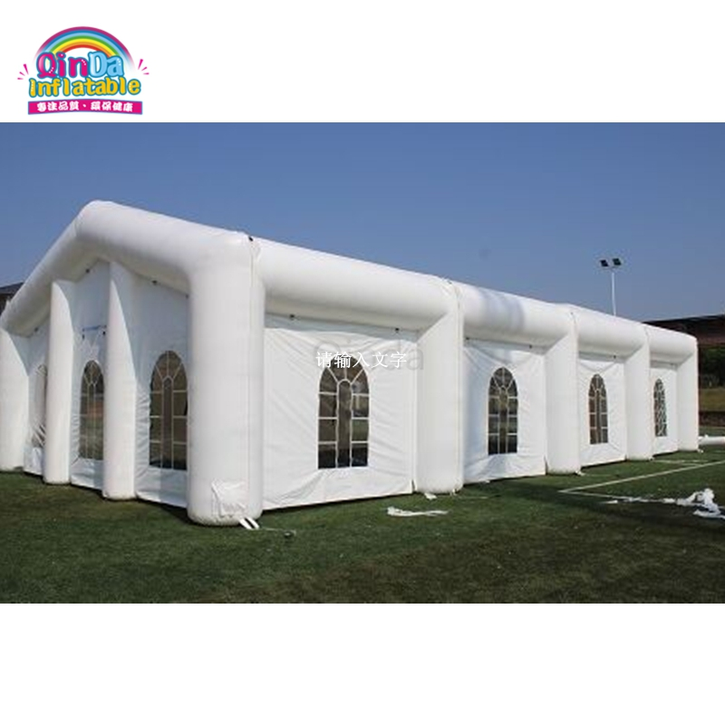 20 10m Standard Size Event Tents Large Outdoor Inflatable