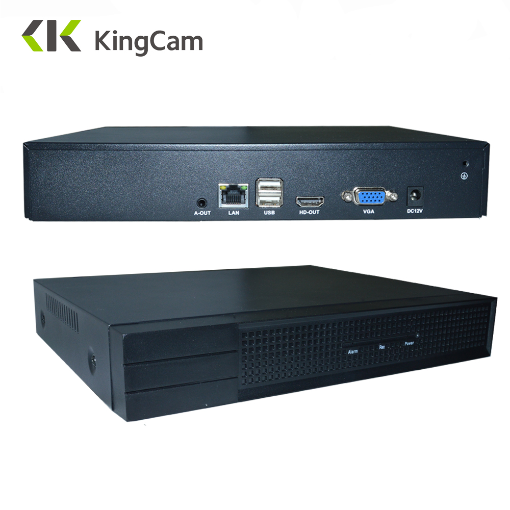 KingCam ONVIF 8 Channel 16 Channel 1080P NVR For CCTV System Kit P2P Network Video Recorder