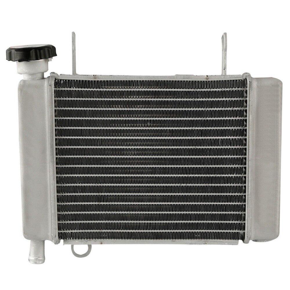 Refroidisseur de radiateur en aluminium argenté pour moto Honda CBR 150 R 2002-2005 2004