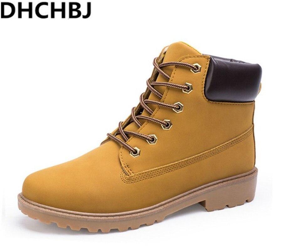 2018 Faux Wildleder Leder Männer Stiefel Frühling Herbst Und Winter Mann Schuhe Ankle Boot Männer Schnee Schuh Arbeit Plus Größe 39-46 Diversifizierte Neueste Designs