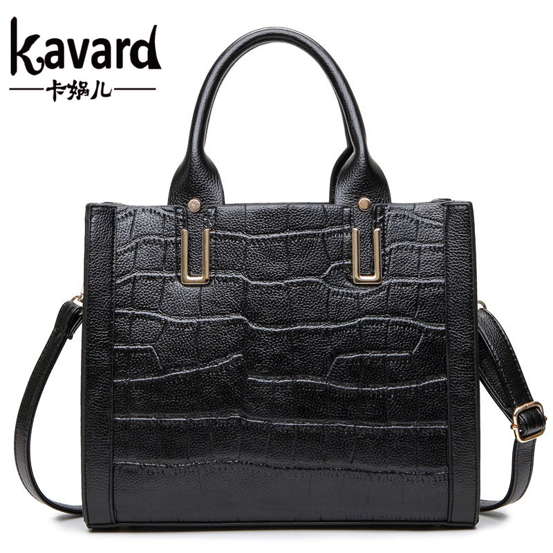 2016 Fashion Alligator Women Messenger Bag Luxury Handbags PU Leather Bags Soft Big Tote Vintage Designer