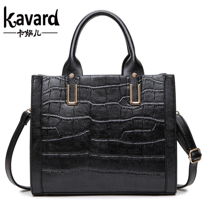 2016 Fashion Alligator Women Messenger Bag Luxury Handbags PU Leather Bags Soft Big Tote Vintage Designer