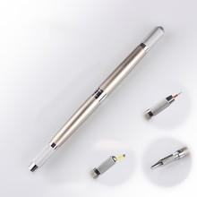 wholesale Professional Tebori Microblading pen for permanent makeup machine Silv