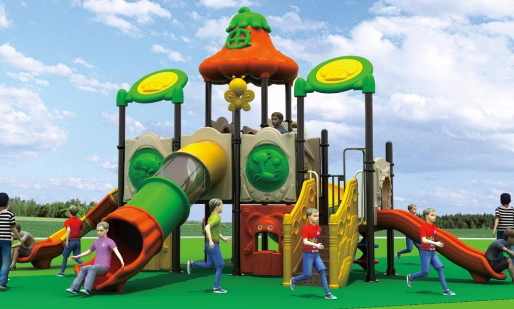 Earnest Exported To Peru Anti-uv Amusement Park Equipment Hot Sale In South America Hz-d007 Promote The Production Of Body Fluid And Saliva